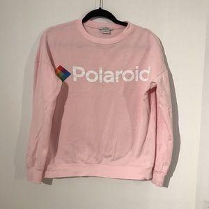 🌸🌸Polaroid sweatshirt